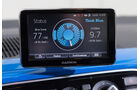 VW Up 1.0, Navi, Display