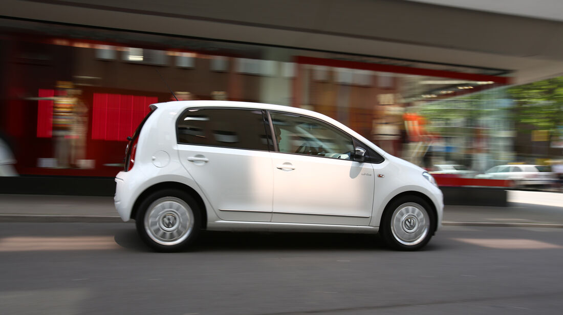 VW Up 1.0 Take up