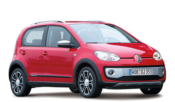 VW Up!, Cross Up