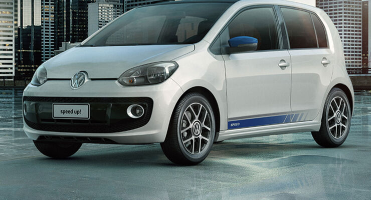 VW Up Speed TSi Brasilien