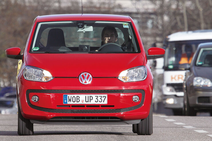 vw up 1 0 im test wie hoch ist der spa faktor mit 60 ps auto motor und sport. Black Bedroom Furniture Sets. Home Design Ideas