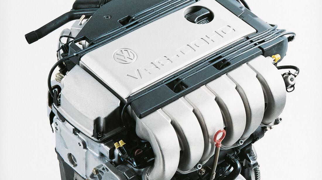 VW VR6 Motor
