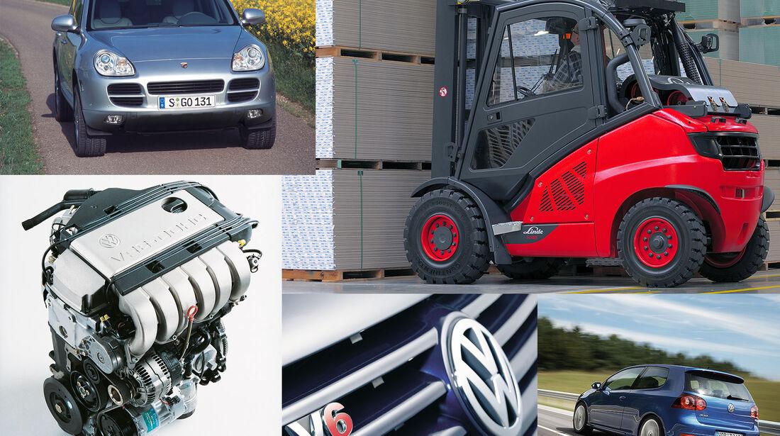 VW VR6 Titel