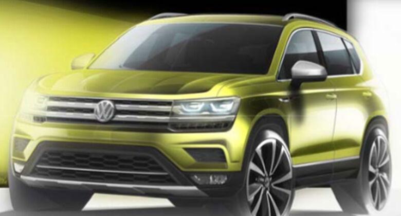 """VW """"Volks-SUV"""""""