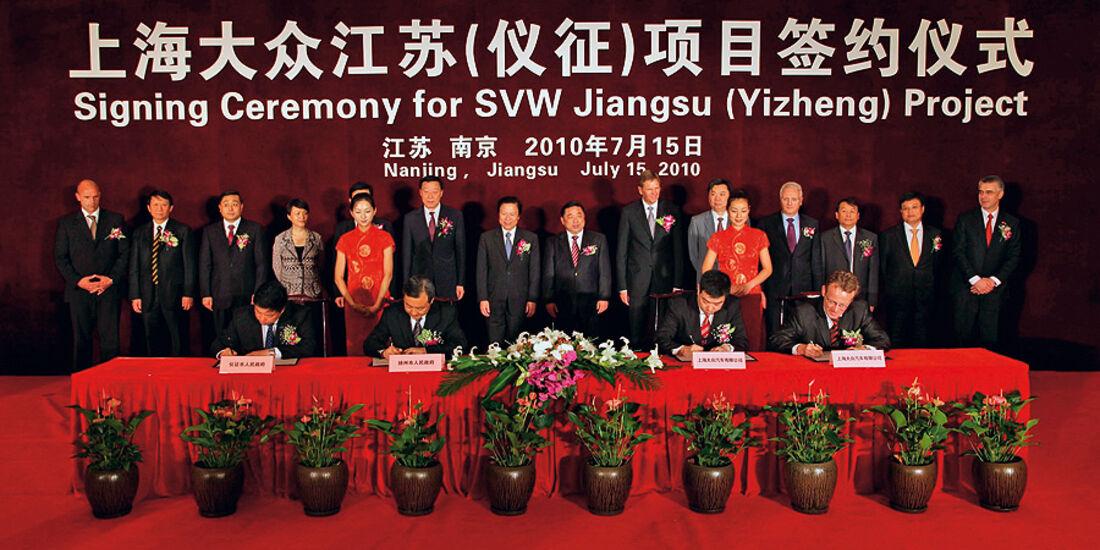 VW Werk China