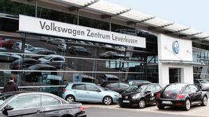 VW Werkstätten, Leverkusen