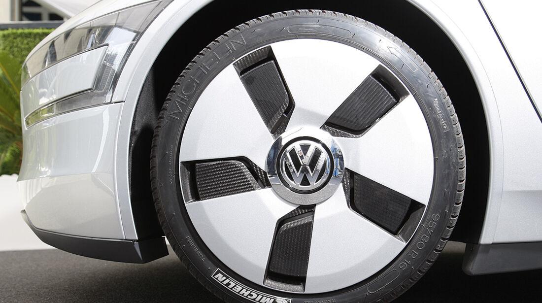 VW XL1, Einliter-Auto, Felge