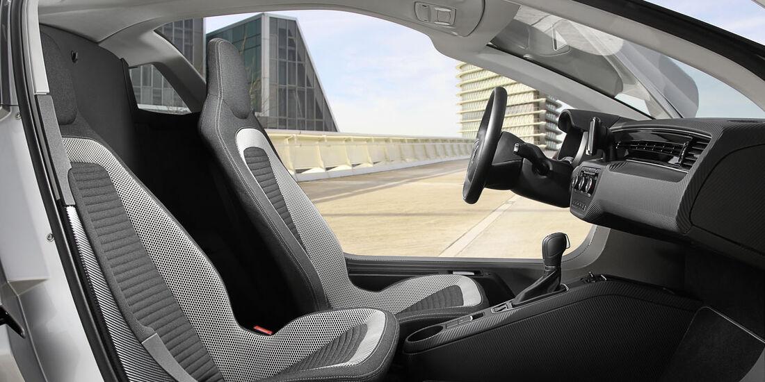 VW XL1, Einliter-Auto