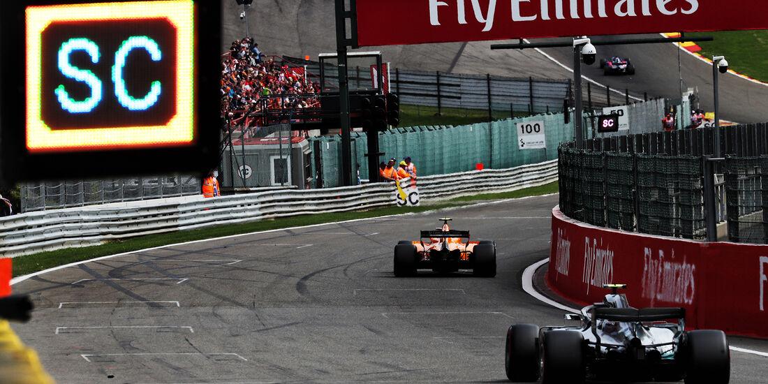 Valtteri Bottas - Formel 1 - GP Belgien 2018