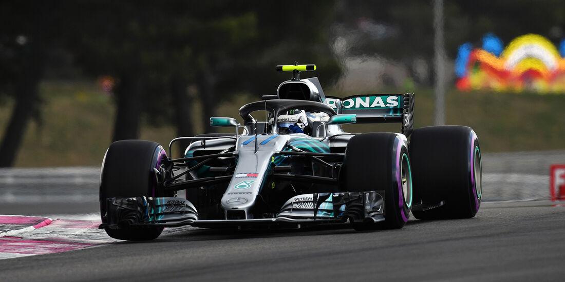 Valtteri Bottas - Formel 1 - GP Frankreich - Circuit Paul Ricard - Le Castellet - 23. Juni 2018