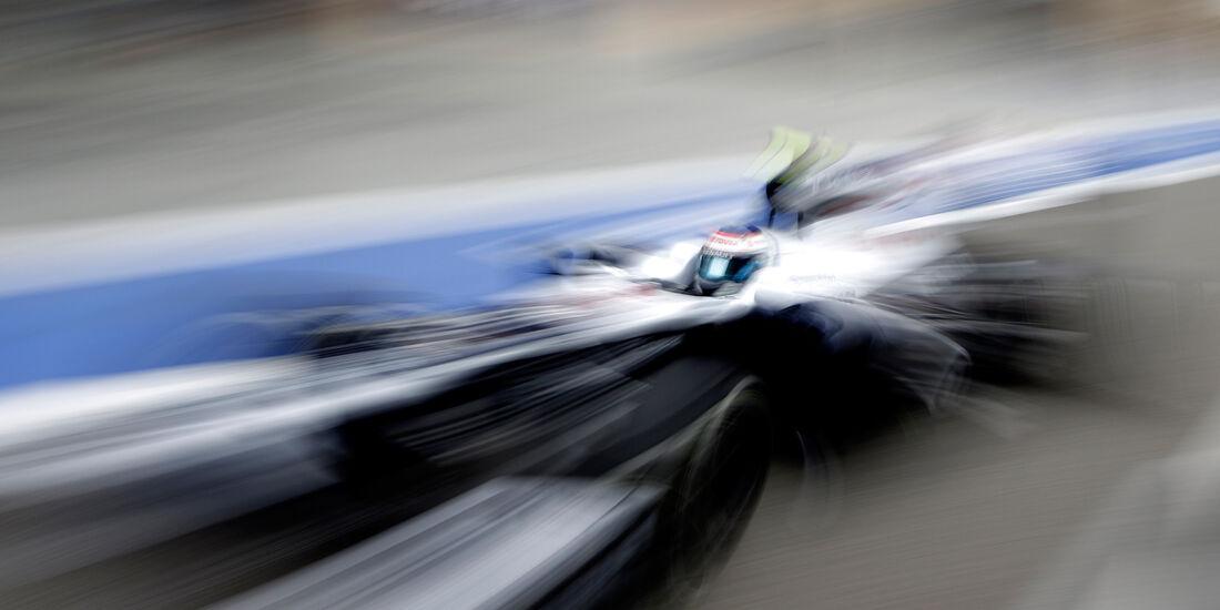 Valtteri Bottas - GP Bahrain 2013