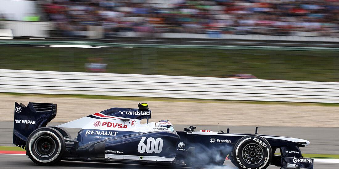 Valtteri Bottas - GP Deutschland 2013