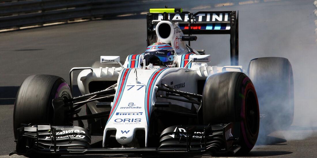 Valtteri Bottas - GP Monaco 2016