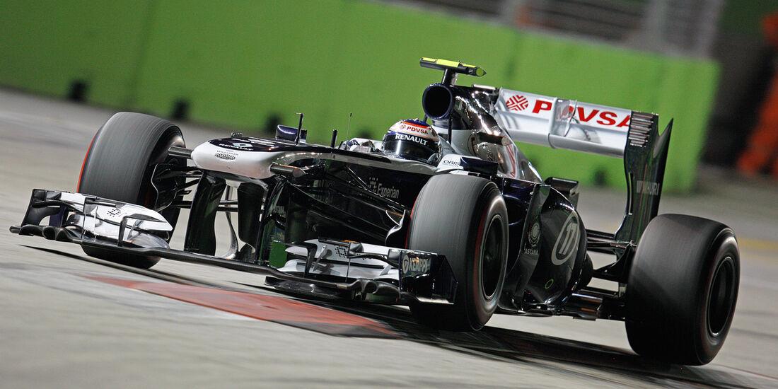 Valtteri Bottas - GP Singapur 2013