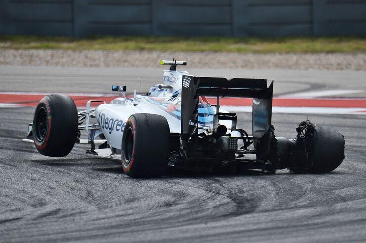 Valtteri Bottas - GP USA 2016