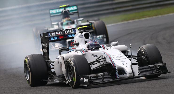 Valtteri Bottas - GP Ungarn 2014