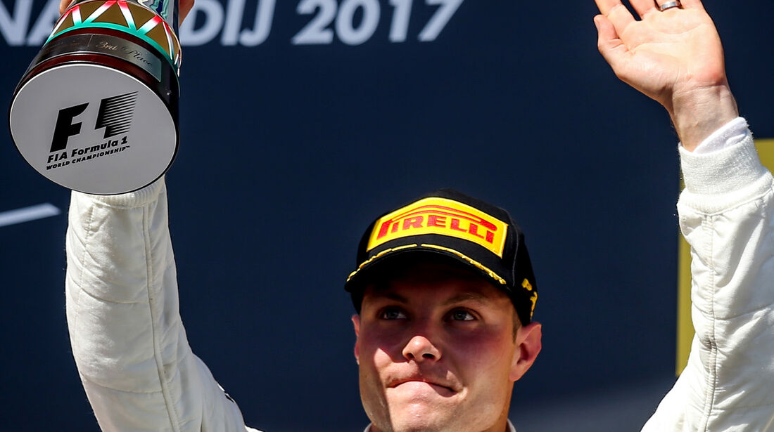Valtteri Bottas - GP Ungarn 2017