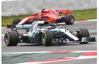 Valtteri Bottas - Mercedes - F1-Test - GP Spanien - Barcelona - Tag 2 - 16. Mai 2018