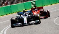 Valtteri Bottas - Mercedes - Formel 1 - GP Australien - Melbourne - 15. März 2019
