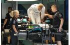 Valtteri Bottas - Mercedes - Formel 1 - GP Malaysia - Sepang - 28. September 2017