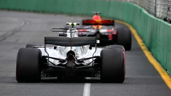 Valtteri Bottas - Mercedes- GP Australien - Melbourne - 24. März 2017