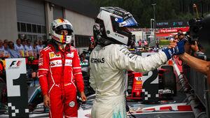 Valtteri Bottas - Mercedes - GP Österreich 2017 - Spielberg - Rennen