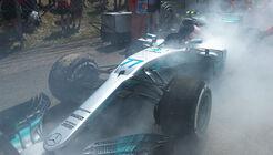 Valtteri Bottas - Mercedes - GP Spanien 2017