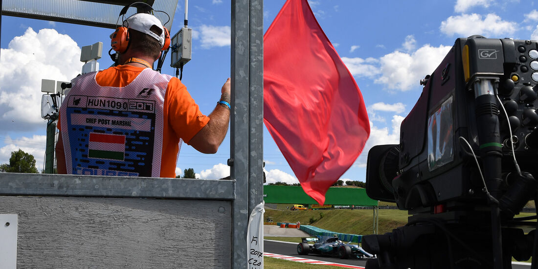 Valtteri Bottas - Mercedes - GP Ungarn - Budapest - 28. Juli 2017