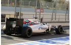 Valtteri Bottas - Williams - Barcelona - Formel 1-Test - 1. März - 2016