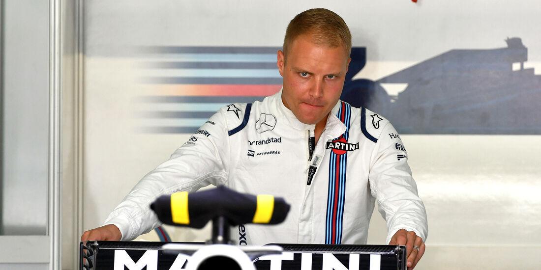 Valtteri Bottas - Williams - Formel 1 - 2016