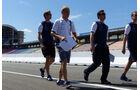 Valtteri Bottas - Williams - Formel 1 - GP Deutschland - Hockenheim - 17. Juli 2014