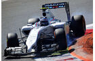 Valtteri Bottas - Williams - Formel 1 - GP Italien - 6. September 2014