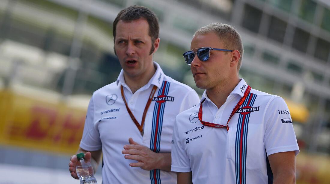 Valtteri Bottas - Williams - Formel 1 - GP Italien - Monza - 1. September 2016