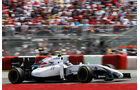 Valtteri Bottas - Williams - Formel 1 - GP Kanada - Montreal - 7. Juni 2014