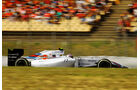Valtteri Bottas - Williams - Formel 1 - GP Spanien - Barcelona - 10. Mai 2014