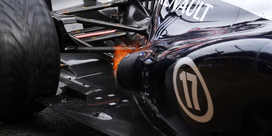 Valtteri Bottas - Williams - Formel 1 - Test - Barcelona - 28. Februar 2013