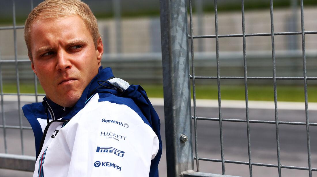 Valtteri Bottas - Williams - Formel 1 - Test - Spielberg - 23. Juni 2015