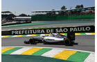 Valtteri Bottas - Williams - GP Brasilien - Interlagos - Freitag - 11.11.2016