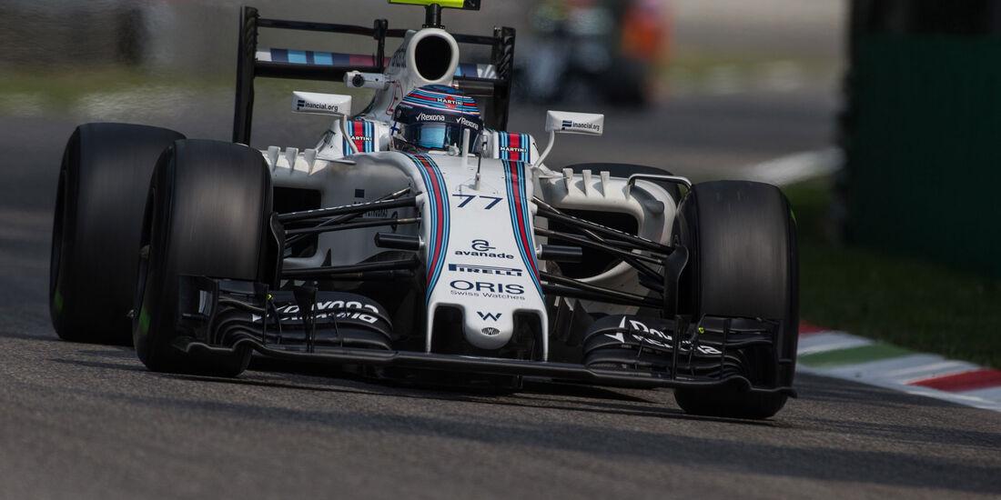 Valtteri Bottas - Williams - GP Italien 2016