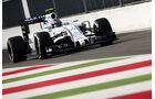Valtteri Bottas - Williams - GP Italien - Monza - Freitag - 4.9.2015