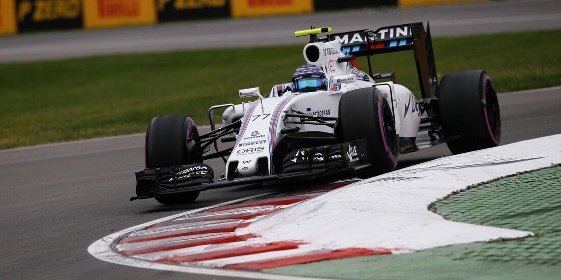 Valtteri Bottas - Williams - GP Kanada 2016 - Montreal - Qualifying