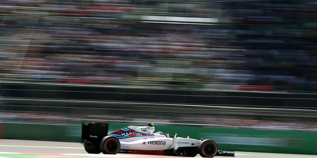 Valtteri Bottas - Williams - GP Mexiko 2016