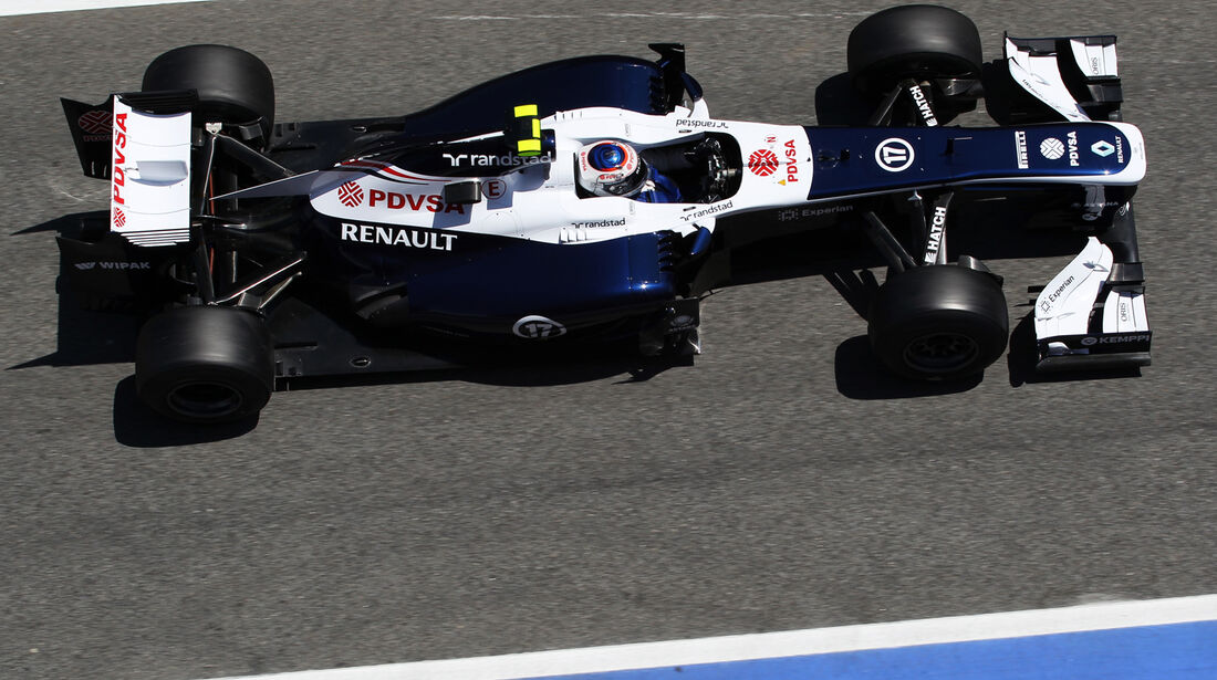 Valtteri Bottas - Williams - GP Spanien 2013