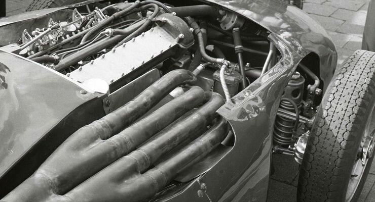 Vanwall - Motor - Vierzylinder