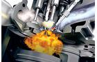 Verbrennung, Einspritztechnik