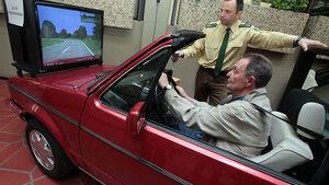 Verkehrsseminar Senioren