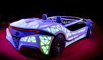 Vernetztes Auto Bosch CES 2016