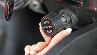 Verstellknopf für den Turbolader des Lamborghini Countach Turbo S