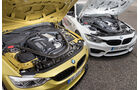 Versus BMW M4 Coupé, Lightweight BMW M4 Coupé, Motor