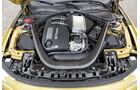 Versus BMW M4 Coupé, Motor